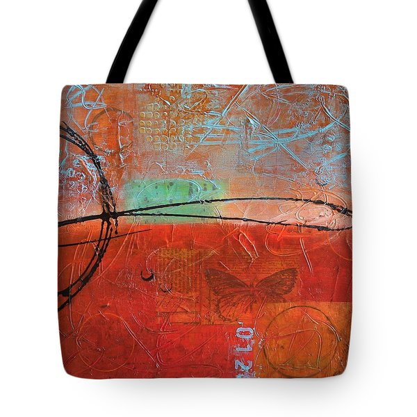 Determination Two Tote Bag