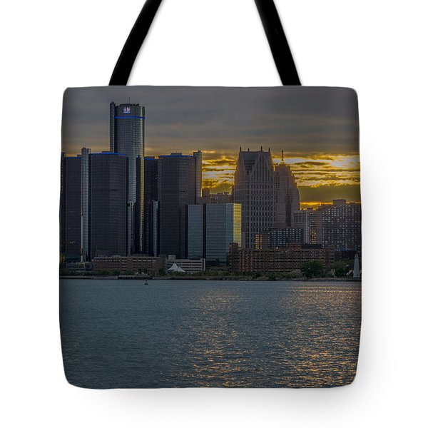 Detroit Versus Everybody  Tote Bag