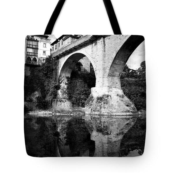 Devil's Bridge Tote Bag