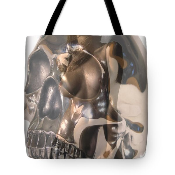 Tote Bag featuring the photograph Devils Dance by Tbone Oliver