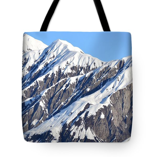 Devils Food With Frosting - Wrangall St. Elias Tote Bag
