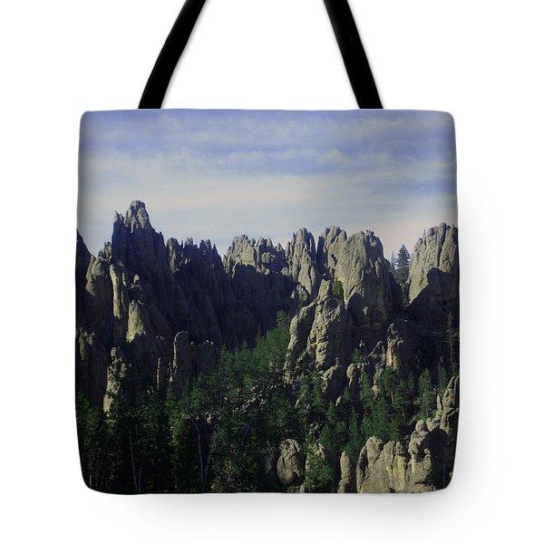 Devil's Peak Tote Bag