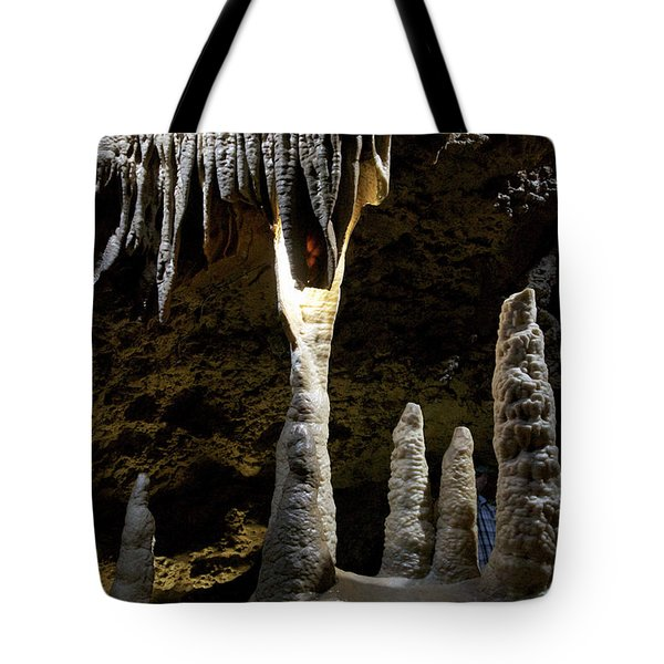 Devils's Cave 4 Tote Bag by Heiko Koehrer-Wagner