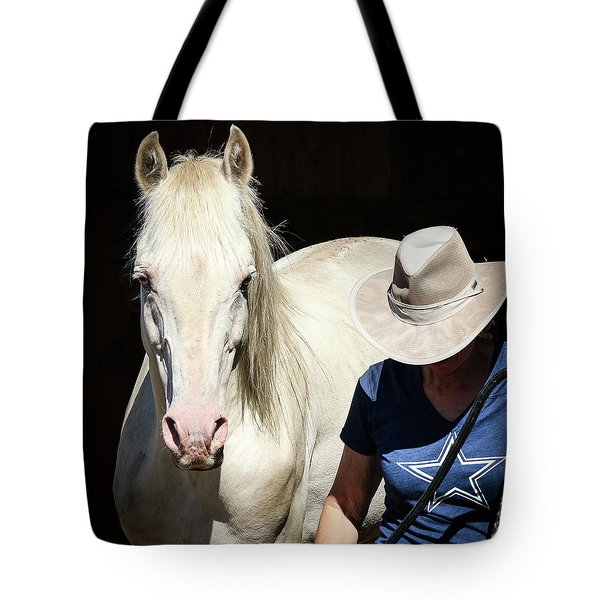 Devine Spirit Of Hope Tote Bag