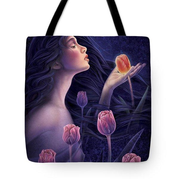 Devotee To Beauty Tote Bag