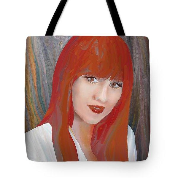 Devotion 2 Pm Tote Bag