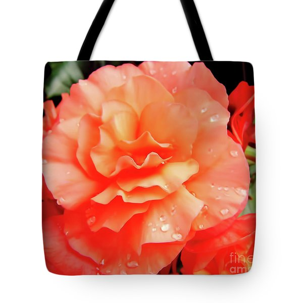 Dew Kissed Tote Bag