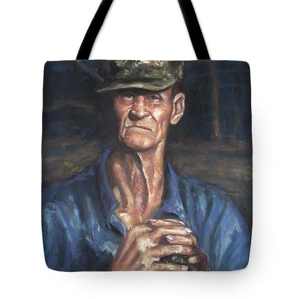 Dewitt Tote Bag