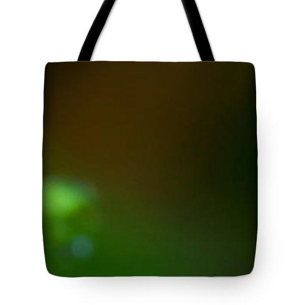 Dewy Blossom  Tote Bag