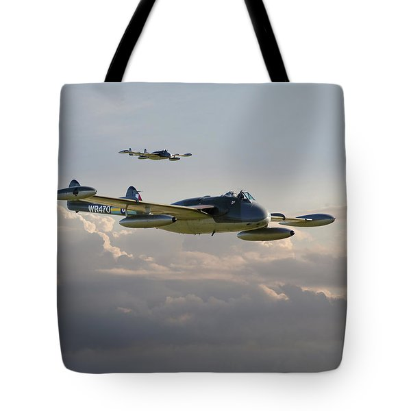 Tote Bag featuring the photograph  Dh112 - Venom by Pat Speirs