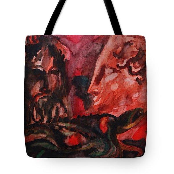 Dialogo Silenzioso Tote Bag