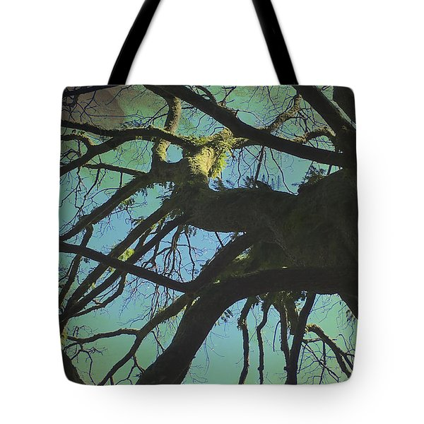 Tote Bag featuring the photograph Dialogue  by Connie Handscomb