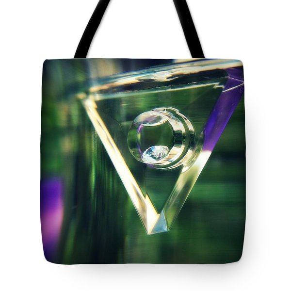 Diamond Dreams Tote Bag