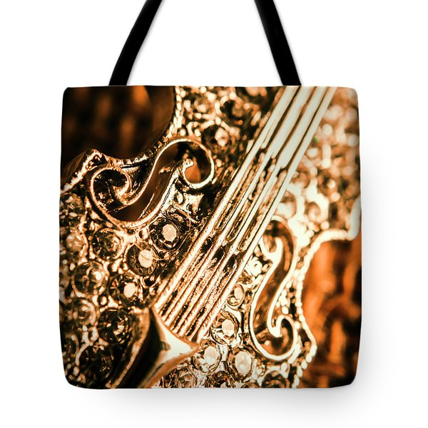 Diamond Ensemble Tote Bag