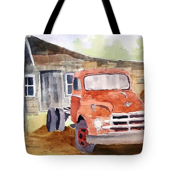 Diamond In The Rough Tote Bag