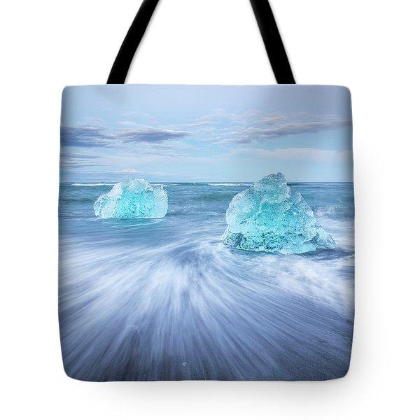 Diamond In The Rough. Tote Bag