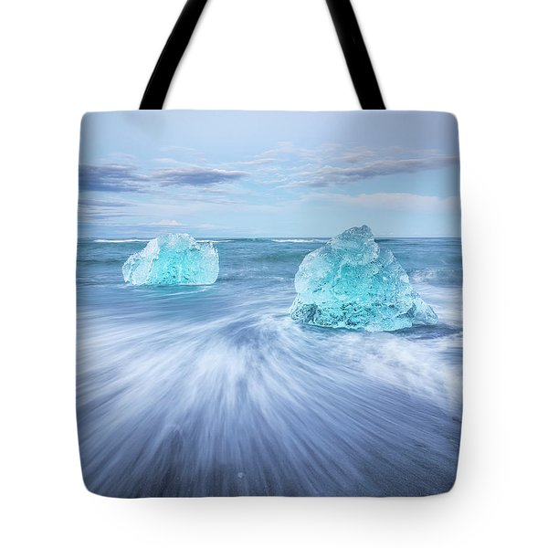 Diamond In The Rough. Tote Bag