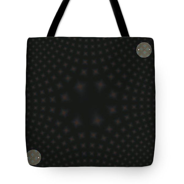 Diamond In The Round Tote Bag