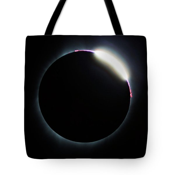 Diamond Ring - Eclipse August 21 2017 Tote Bag