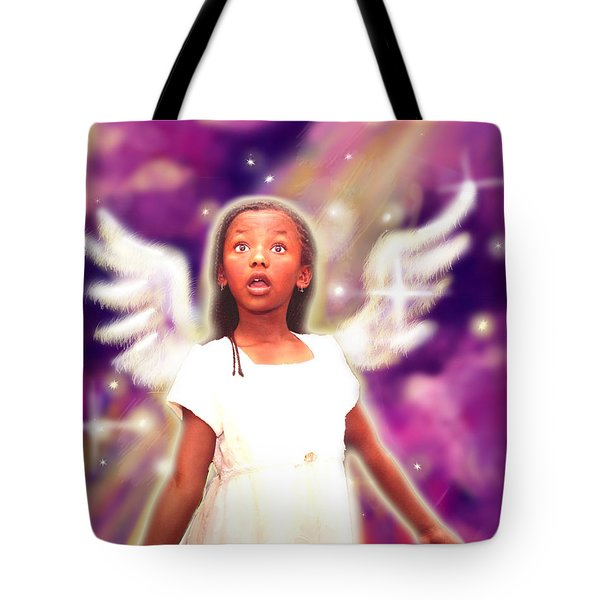 Diamond.angelic 3 Tote Bag