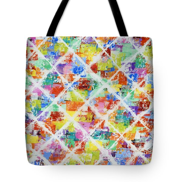 Diamonds Tote Bag