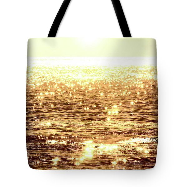 Tote Bag featuring the photograph Diamonds by Michael Rock