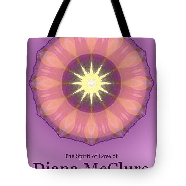 Diana Mcclure Tote Bag