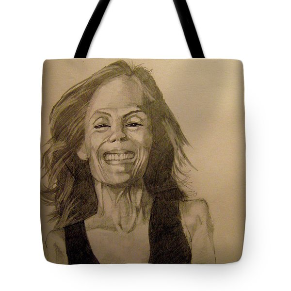 Diana Tote Bag by Ray Agius