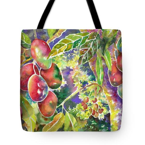 Diane's Mangos Tote Bag