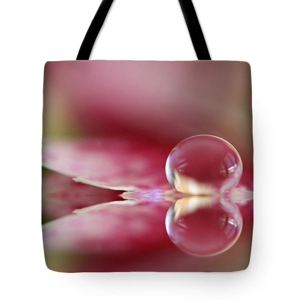 Dianthus Dreaming Tote Bag