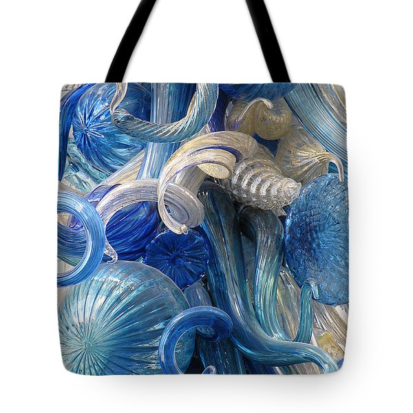 Diaphanous Nudibranch Tote Bag
