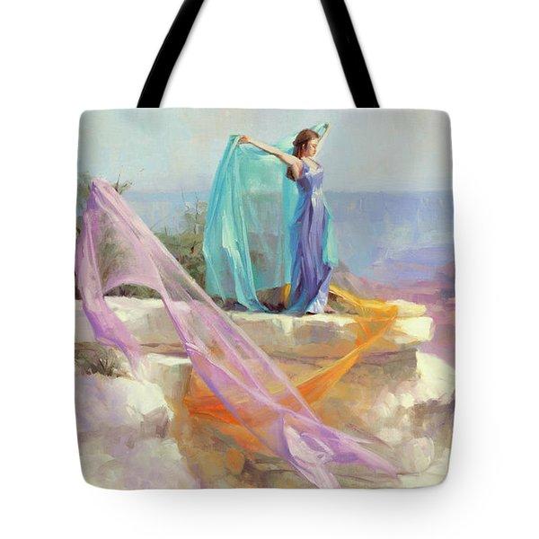 Diaphanous Tote Bag