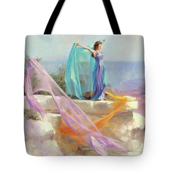 Diaphanous Tote Bag