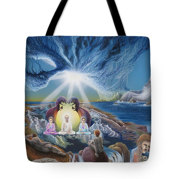 Diary Of Third Recognition Tote Bag