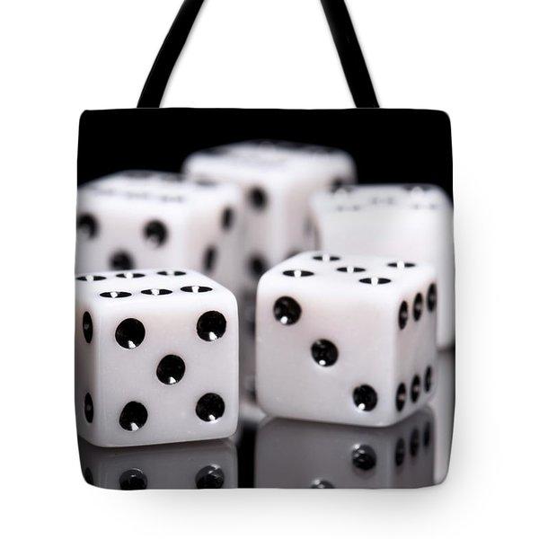 Dice I Tote Bag