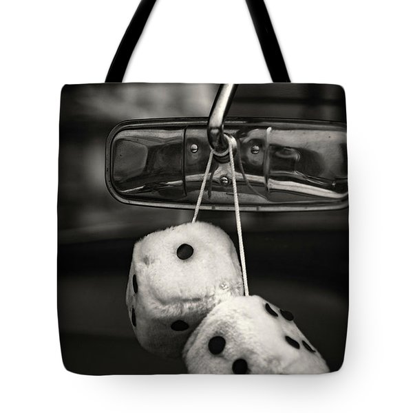 Dice In The Window Tote Bag