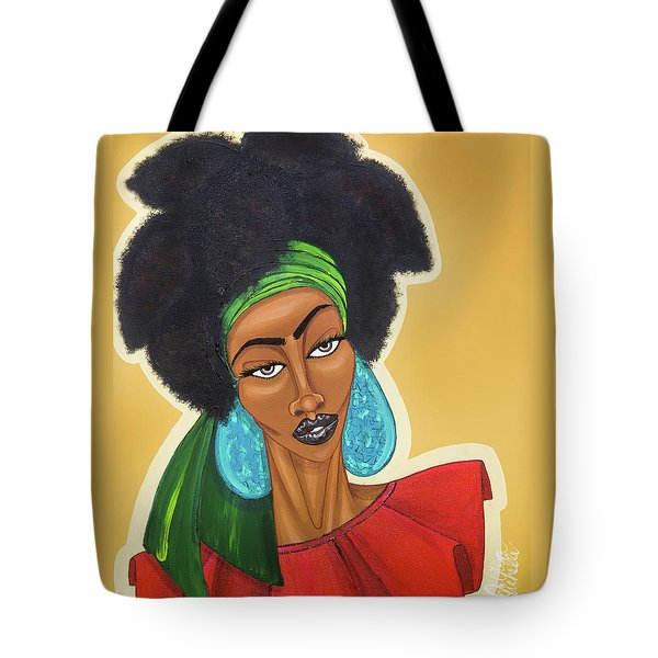 Diced Pineapples Tote Bag