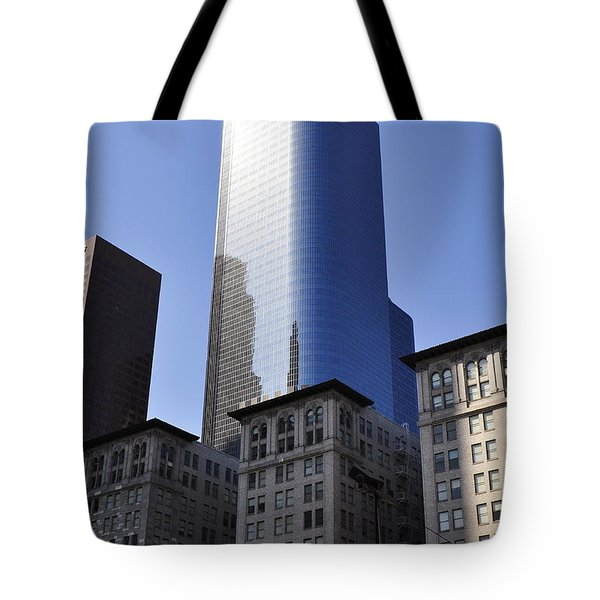 Dichotomy Tote Bag by Clayton Bruster