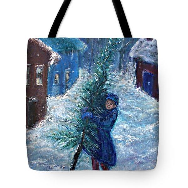 Dicken's Tale Tote Bag