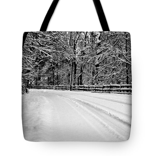 Dicksons Mill Road Tote Bag