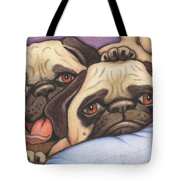 Did Someone Say Cookie Tote Bag by Amy S Turner