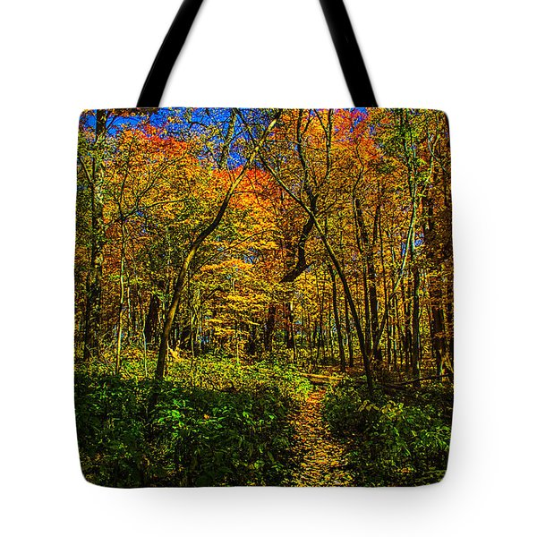 Did You Bring The Breadcrumbs? Tote Bag