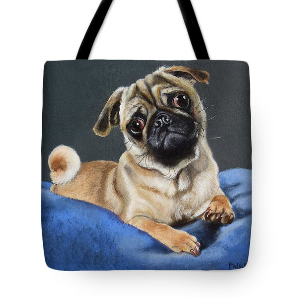 Did You Say Treats Tote Bag by Phyllis Beiser