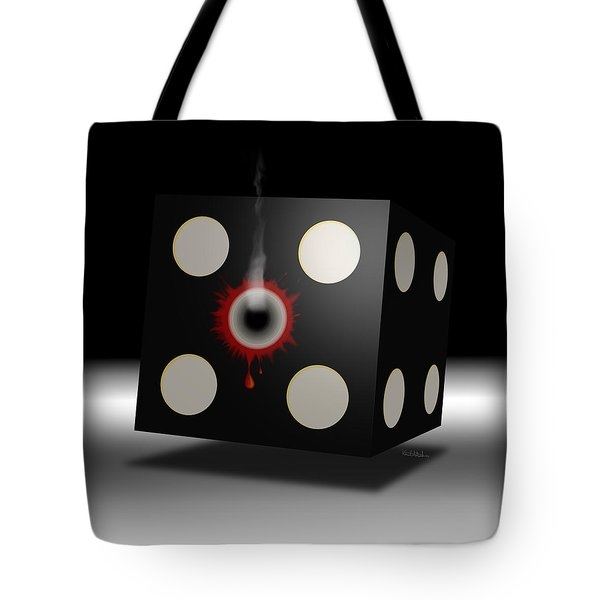 Five Die Tote Bag