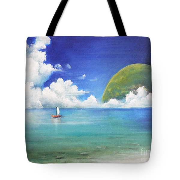 Different Point Of View Tote Bag by S G