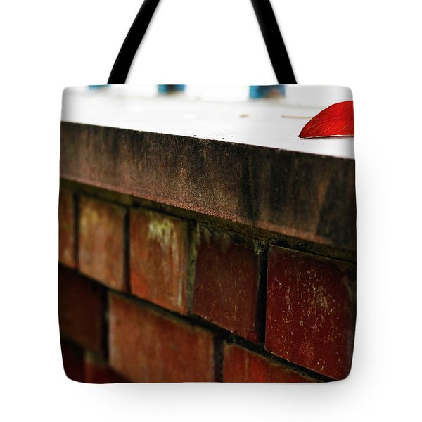 Different Therefore Cornered  Tote Bag