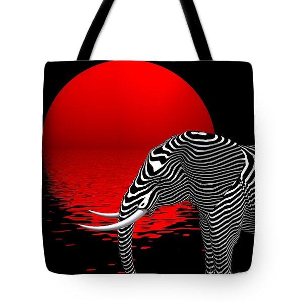 Digiphant Tote Bag