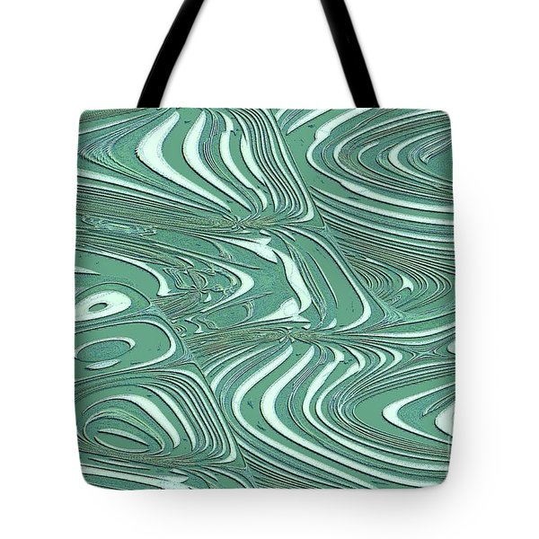 Tote Bag featuring the photograph Digital Abstract by Marsha Heiken