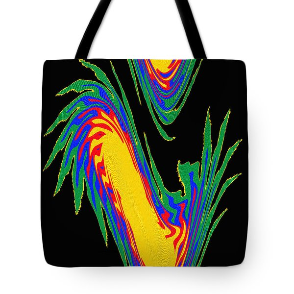 Tote Bag featuring the photograph Digital Art 10 by Suhas Tavkar