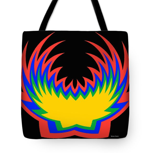 Digital Art 14 Tote Bag